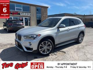 Used 2017 BMW X1 xDrive28i | Leather | Nav | Panoroof | Bluetooth | for sale in St Catharines, ON