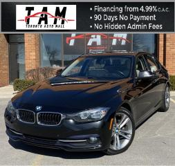 Used 2016 BMW 3 Series 320i xDrive Sport Line Sunroof PDC Heated Seats Bluetooth for sale in North York, ON
