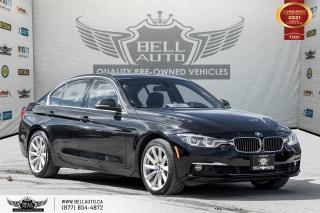 Used 2017 BMW 3 Series 330i xDrive, AWD, NAVI, BLUETOOTH, SUNROOF for sale in Toronto, ON