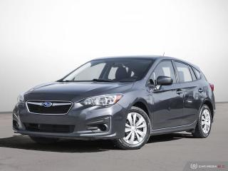 Used 2017 Subaru Impreza CONVENIENCE for sale in Ottawa, ON
