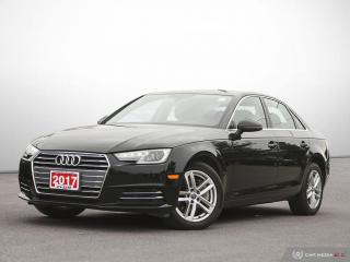 Used 2017 Audi A4 Komfort for sale in Carp, ON