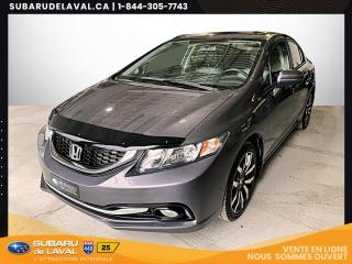 Used 2015 Honda Civic 1.8 Touring *Toit Ouvrant* for sale in Laval, QC