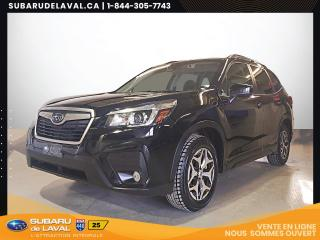 Used 2019 Subaru Forester 2.5 Touring Eyeseight Awd*Apple Carplay* for sale in Laval, QC