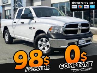 Used 2017 RAM 1500 SXT   QUAD CAB ''CAMERA'' for sale in Ste-Marie, QC