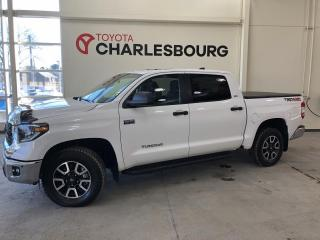 Used 2021 Toyota Tundra SR5 TRD Off Road - CrewMax for sale in Québec, QC