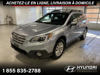 Used 2017 Subaru Outback TOURING + GARANTIE + TOIT + CAMERA + WOW for sale in Drummondville, QC