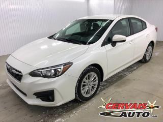 Used 2017 Subaru Impreza Touring AWD MAGS BLUETOOTH CAMÉRA *Traction intégrale* for sale in Trois-Rivières, QC