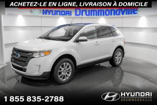 Used 2013 Ford Edge LIMITED AWD + GARANTIE + NAVI + WOW !! for sale in Drummondville, QC