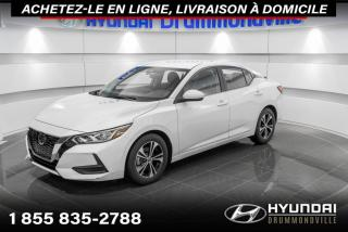 Used 2020 Nissan Sentra SV + GARANTIE + CAMERA + MAGS + WOW !! for sale in Drummondville, QC