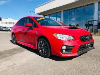 Used 2018 Subaru WRX Manual,camera de recul,bluetooth for sale in Lévis, QC
