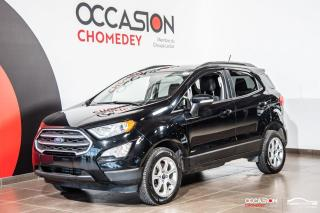 Used 2018 Ford EcoSport SE AWD+TOIT+CAMERA DE RECUL+MAGS for sale in Laval, QC