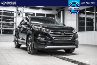 Used 2017 Hyundai Tucson AWD  Limited Rimouski hyundai for sale in Rimouski, QC