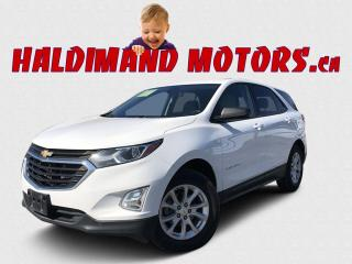 Used 2018 Chevrolet Equinox LS AWD for sale in Cayuga, ON