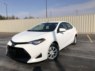 Used 2017 Toyota Corolla for sale in Cayuga, ON