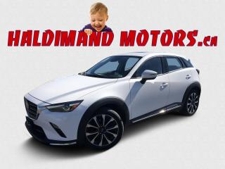 Used 2019 Mazda CX-3 GT AWD for sale in Cayuga, ON