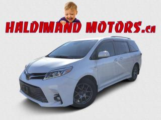 Used 2018 Toyota Sienna Limited AWD for sale in Cayuga, ON