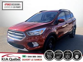 Used 2017 Ford Escape SE * AWD * 13105 KM * MAGS * CAMERA * BL for sale in Québec, QC