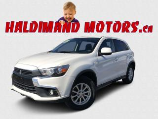 Used 2017 Mitsubishi RVR SE 4WD for sale in Cayuga, ON