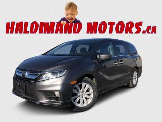Used 2019 Honda Odyssey LX for sale in Cayuga, ON