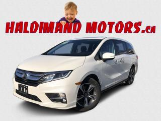Used 2018 Honda Odyssey EX-L for sale in Cayuga, ON