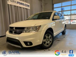 Used 2014 Dodge Journey Traction integrale 4 portes R/T for sale in St-Hyacinthe, QC
