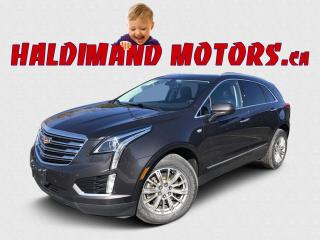 Used 2017 Cadillac XT5 AWD for sale in Cayuga, ON