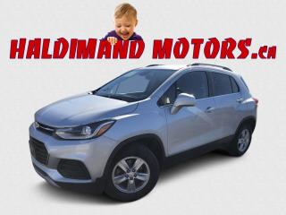 Used 2019 Chevrolet Trax LT AWD for sale in Cayuga, ON
