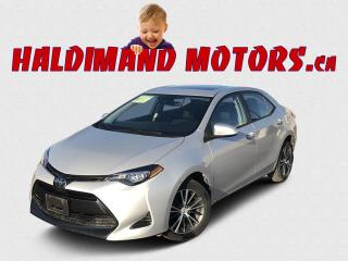 Used 2019 Toyota Corolla LE for sale in Cayuga, ON