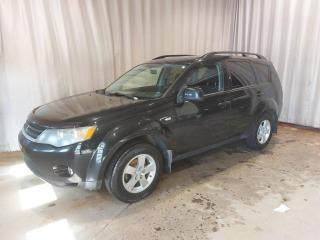 Used 2007 Mitsubishi Outlander 4 RM 4 portes LS AWC (4WD, 4X4, AWD) for sale in Sherbrooke, QC