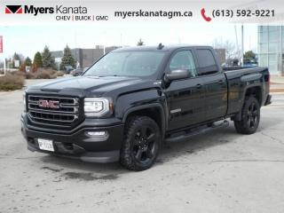 Used 2018 GMC Sierra 1500 4WD DBL CAB for sale in Kanata, ON