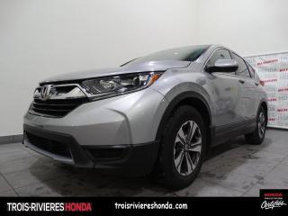 Used 2018 Honda CR-V LX + 2WD + BAS KILO + HONDA SENSING ! for sale in Trois-Rivières, QC