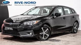 Used 2021 Subaru Impreza Touring EyeSight MAGS+SIEGES.CHAUFFANTS+BLUETOOTH for sale in Boisbriand, QC