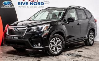 Used 2021 Subaru Forester Touring EyeSight TOIT.OUVRANT+MAGS+SIEGE.CHAUFFANT for sale in Boisbriand, QC