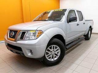 Used 2019 Nissan Frontier SV 4X4 BLUETOOTH CAMÉRA SIÈGES CHAUFFANTS *BAS KM* for sale in Mirabel, QC