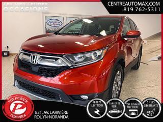 Used 2018 Honda CR-V EX (Frais VIP 395$ non inclus) for sale in Rouyn-Noranda, QC