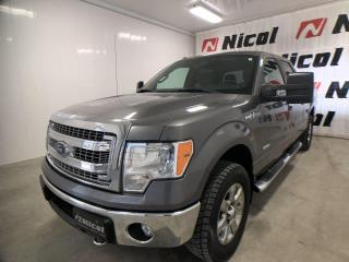 Used 2013 Ford F-150 XLT Siège capitaine! for sale in La Sarre, QC