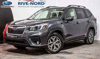 Used 2021 Subaru Forester Convenience EyeSight MAGS+SIEGES.CHAUFFANTS for sale in Boisbriand, QC