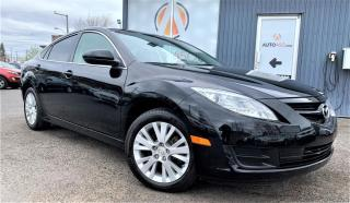 Used 2010 Mazda MAZDA6 ***GS,AUTOMATIQUE,BAS KILO,TOIT,MAGS*** for sale in Longueuil, QC