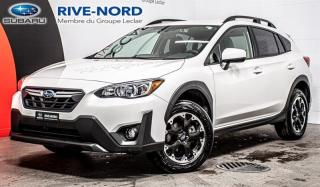 Used 2021 Subaru XV Crosstrek Touring EyeSight MAGS+SIEGES.CHAUFFANTS+BLUETOOTH for sale in Boisbriand, QC