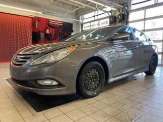 Used 2014 Hyundai Sonata *GLS*CAMERA*TOIT*BLUETOOTH*A/C* for sale in Québec, QC