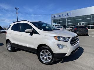 Used 2018 Ford EcoSport SE AWD véhicule certifié disponible for sale in St-Eustache, QC