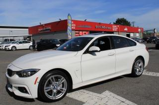 Used 2019 BMW 4 Series 430i xDrive Gran Coupe for sale in Surrey, BC