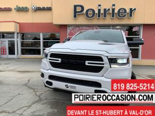Used 2019 RAM 1500 Sport BOITE DE 6P5 for sale in Val-D'or, QC