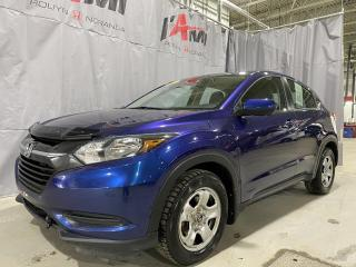 Used 2016 Honda HR-V 4WD 4dr CVT LX for sale in Rouyn-Noranda, QC