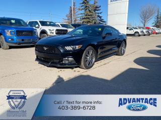 Used 2017 Ford Mustang LOW KMS for sale in Calgary, AB