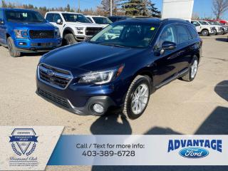 Used 2018 Subaru Outback 3.6R Premier EyeSight Package ONE PREVIOUS OWNER - LOW KMS - CLEAN CARFAX for sale in Calgary, AB