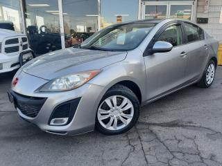 Used 2011 Mazda MAZDA3 CERTIFIED~ 3 YEAR WARRANTY~ for sale in Oakville, ON