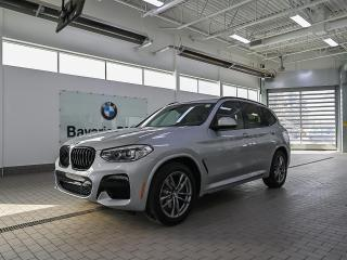 Used 2021 BMW X3 xDrive30i for sale in Edmonton, AB