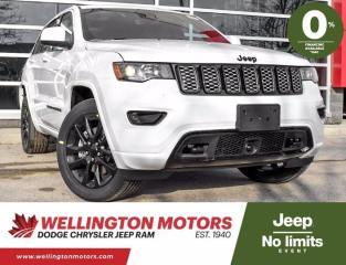 New 2021 Jeep Grand Cherokee Altitude for sale in Guelph, ON