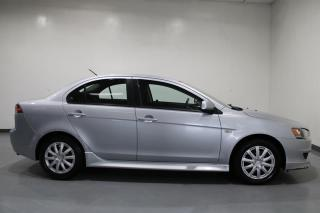 Used 2013 Mitsubishi Lancer WE APPROVE ALL CREDIT. for sale in Mississauga, ON